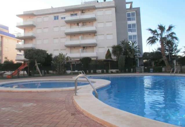 Супер предложение! Апартаменты на пляже в Канет (Валенсия).