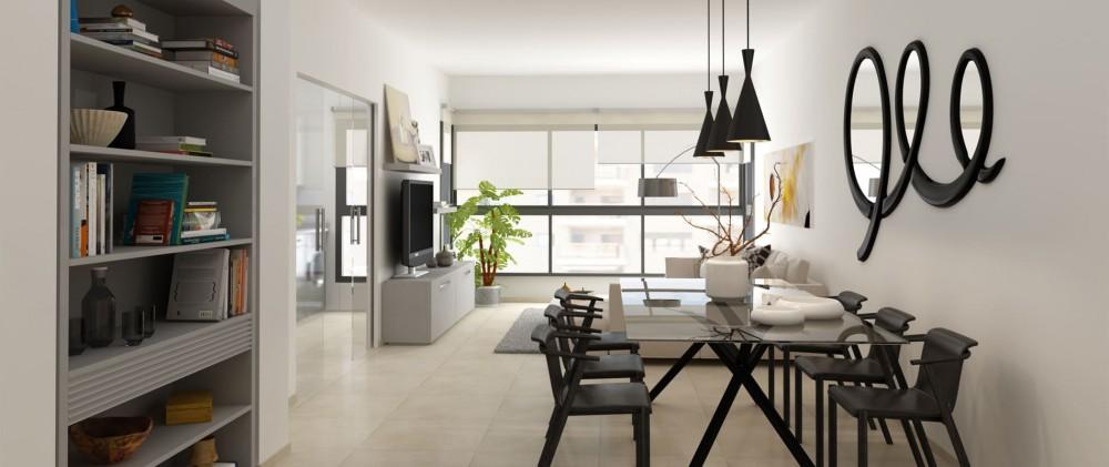 Новые квартиры в пешей доступности от центра Валенсии