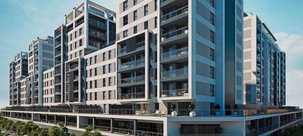 Новый жилой комплекс в престижном районе Валенсии (Кампанар).